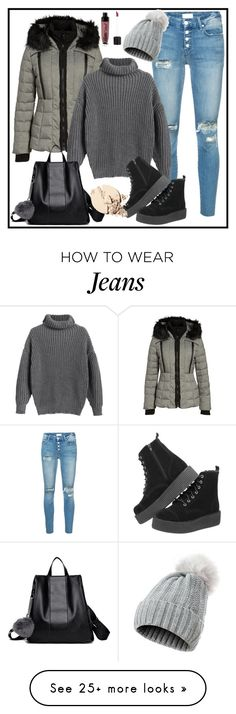 """Untitled #744"" by aazraa on Polyvore featuring GUESS, Mother, T.U.K., Wet n Wild and polyvoreset"