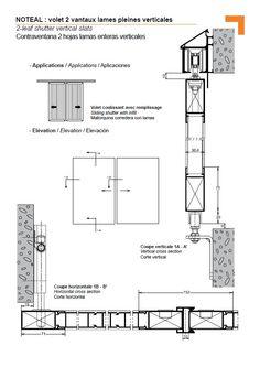 Sliding Door Detail Architecture Details Detail