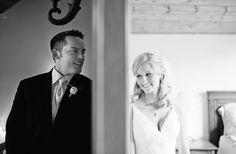 Favorite First Look Wedding Photos | OneWed