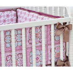 Ava 3-Piece Crib Bedding Set
