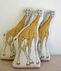 The Indifferent Giraffe by etsy seller NewDuds