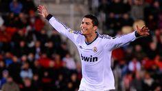 Cristiano Ronaldo: Real Madrid/Portugal