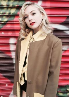 Emily Kinney during an new photoshoot with Tina Turnbow on April 13, 2016