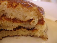 IHOP Pancake recipe.    Even better with a bit of vanilla added.