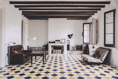 Freunde von Freunden — Carolina Iriarte — Fashion Designer, Studio and Store, Barri Gòtic & El Born, Barcelona — http://www.freundevonfreund...