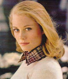 Cybill Shepherd Model 1970   gold country girls: Models From The 70s - Cybill Shepherd
