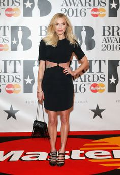 Pin for Later: The Brit Awards Kicked Off With a Star-Studded Red Carpet Fearne Cotton Fearne Cotton, Florence Welch, Alexa Chung, Rihanna, Superstar, Brit Awards 2016, Today In Pictures, Star Wars, Beautiful Women Pictures