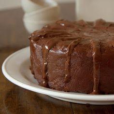 El Hedonista - Recetas: Bienes Torta de Chocolate Torta