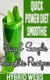 Smoothies: 36 Quick Power Diet Smoothie Recipes - http://howtomakeastorageshed.com/articles/smoothies-36-quick-power-diet-smoothie-recipes/