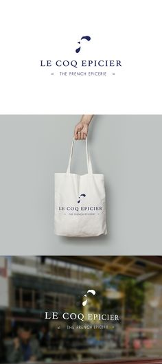 Création n°68 par Nerea Roguez | Draw me the best logo for the nicest Epicerie in London!!!!!
