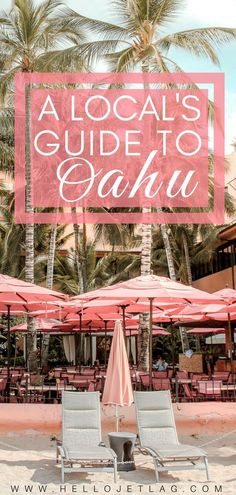 A list of 6 things to do in Oahu, from an adventurous waterfall hike to the prettiest empty beaches. Branch away from Waikiki Beach and Diamond Head, and experience a local's guide to Oahu. Honolulu Hawaii, Waikiki Beach, Bora Bora, Backpacking Europe, Pearl Harbor, Belfast, Hawaii Travel Guide, Travel Tips, Maui Travel