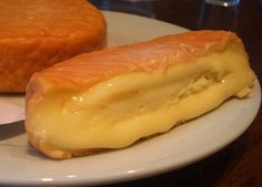 France has sent Princess Mia and  Michael a huge amount of Napoleon's favorite cheese. Epoisses is one of the smelliest cheeses on the cheese board. Indeed, Epoisses has been banned from public transportation vehicles all over France. It is made from raw cow's milk and its rind is washed with pomace brandy. Congrats, Michael and Mia.