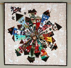 Selfish Sewing–A November Project QUILTING Off Season Challenge