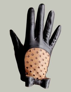 aristide leather driving gloves