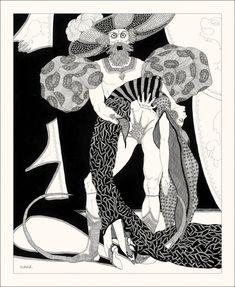 John Yunge Bateman - Illustration from King Lear - Act V, Scene 3, 1930