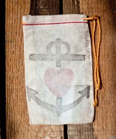 DIY idea :) for all the sailor lovers out there