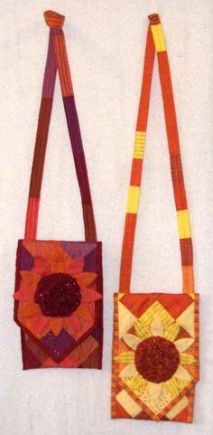 sunflower purse