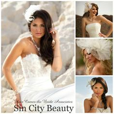 Sin City Beauty ~ Las Vegas Bridal Hair and Makeup ~ Hair Comes the Bride Affiliate Stylists