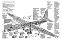 U-2 cutaway...the Dragon lady                                                                                                                                                                                 More