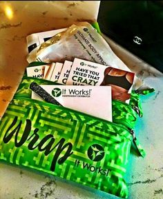 Its Amazing The Amount Of WRAP CASH I earn everyday! Just going out meeting new people and sharing the LOVE I have for my business! I can Help You, Lets Connect!