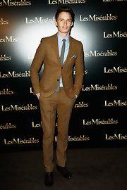Eddie Redmayne Men's Suit