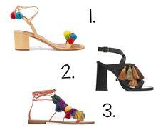 5 tendencias de zapato para el verano #summer #days #alpargatas #flatformsandals #pompoms #gladiadoras lowheels #lifestyleblogger #fashionblogger #moalmada