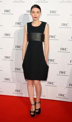 Rooney Mara in Vera Wang