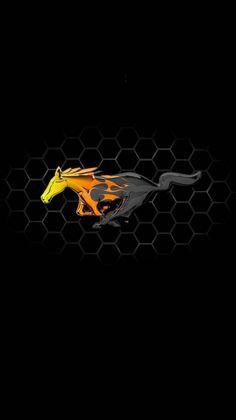 Mustang wallpaper by dj_shift - 52 - Free on ZEDGE™ Ford Mustang Logo, Ford Mustang Wallpaper, Ford Mustang Shelby Gt500, Mustang Cars, Mercedes Wallpaper, 2015 Ford Mustang, Car Iphone Wallpaper, Car Wallpapers, R35 Gtr