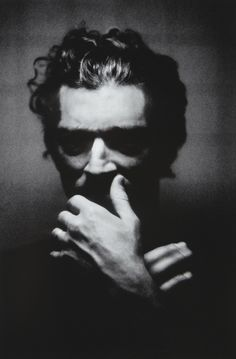 """ Vincent Cassel by Claude Gassian, 2006. """