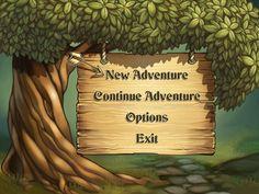 Adventure UI by *GunnerGurl on deviantART