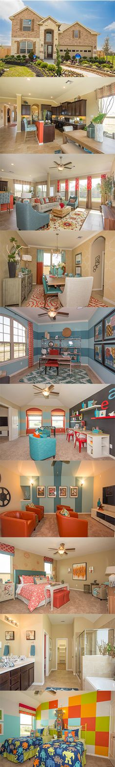 With bright splashes of color and a great use of space (movie night, anyone!?), the Alabaster model may be one of our favorites yet! What do you think?