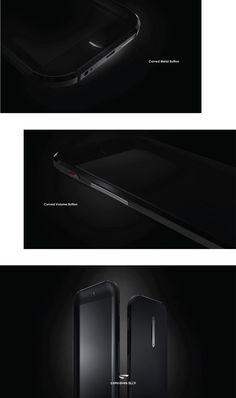 """내 @Behance 프로젝트 살펴보기: """"Concave_Smart Phone[2016]"""" https://www.behance.net/gallery/45880769/Concave_Smart-Phone2016"""