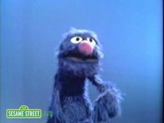 Sesame Street: Grover Shows Us Back & Front