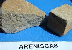 Roca sedimentaria detrítica constituida por clastos(fragmentos de otras rocas) entre 2 y 0.06 mmvisibles a simple vista,tacto áspero por esos se utiliza como piedra para afilar. Patricia.