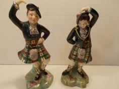 Vintage Antique Bone China Wee Lad Lassie Macmillan Figurines by Radnor   eBay