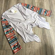 Aztec Cardigan Jacket Southwestern Top Great cardigan. Marked XL but fits like medium. Brand new. Boutique Jackets & Coats
