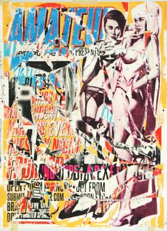 "Saatchi Art Artist: Charlie Anderson; Acrylic 2012 Painting ""amateur night"""