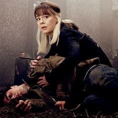 In J.K. Rowling's Harry Potter series of books and movies, the character Narcissa Malfoy's, played by Helen McCrory, name is inspired by the myth of Narcissus because of the selfish and self-serving nature of her family.