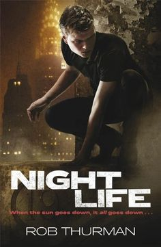 Nightlife UK by Rob Thurman (Book 1)
