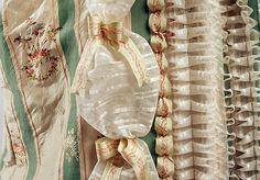 Robe à la Française (image 4) | French | 1770 | silk | Metropolitan Museum of Art | Accession #: C.I.68.69