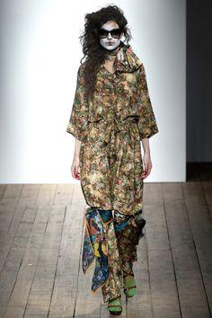 Vivienne Westwood Red Label Spring/Summer 2014