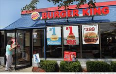 Burger King has just made an agreement with the Humane Society to use eggs only from cage-free hens and to use pork products only from pigs not kept in small cages. Thank you, BK.