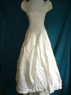 Tomasina - Bridal Gown - $400.00