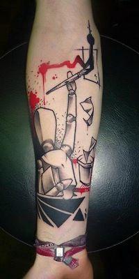 Jukan in Berlin,Germany  stilbruch-tattoo.de