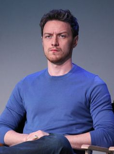 James McAvoy, NYC 5.20.14 at Meet the Filmmakers