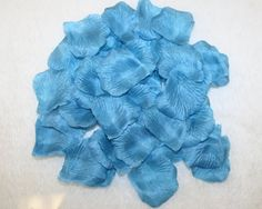 Wholesale Lot 5000 PCS lake Blue Silk Rose Petals Wedding Flower Decoration Wf-040 -- Be sure to check out this awesome product.