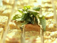 Potato Basil Frittata Squares Recipe | Ina Garten | Food Network