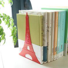 Taobao Torre Eiffel livro de metal ficar bonito suporte para livros criativo desenho animado Bookends livro Bookend por um par de dois choiceryortmsjiop cor de Inglês agente: BuyChina.com