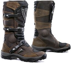Forma Adventure motorcycle boots – If Mad Max saw these he'd toss those Alpinestars.