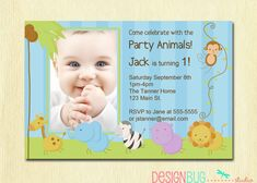 1st birthday invitation cards for baby boy in india dnyaneshwar first birthday boy invitation baby jungle safari party invites baby boy 1st birthday 123 year old printable photo invitation filmwisefo